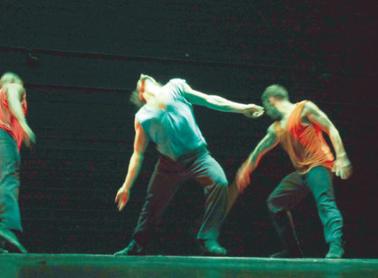 إطلاق فعاليات عمان للرقص المعاصر بعرض ما زال حاضرا