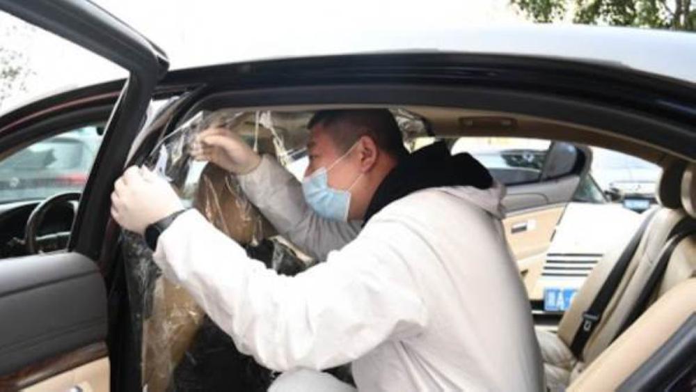 الصين تصنع سيارات مضادة للفيروسات