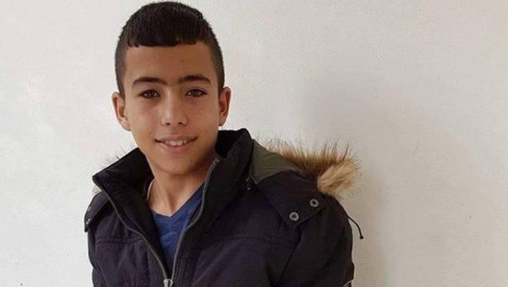 الاحتلال يفرج عن الطفل زيد بعجاوي من يعبد بعد قضاء 18 شهرا