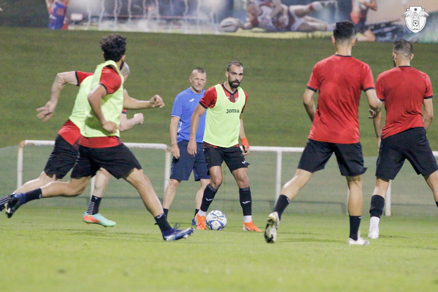 بهاء فيصل: الأردن سيكون رقما صعبا في كأس العرب