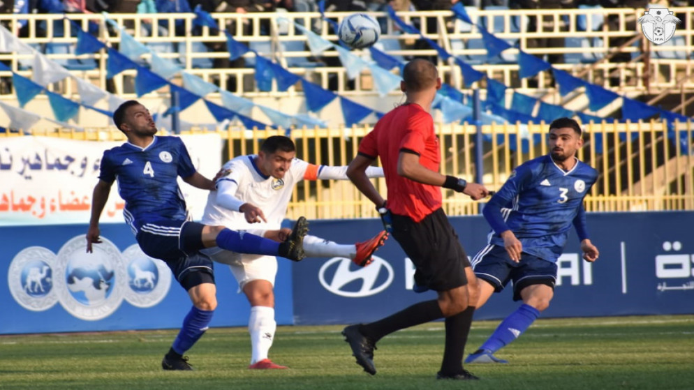 اتحاد كرة القدم يكشف كم مليون ستخسر الأندية الأردنية إذا أُقيمت المباريات بدون جمهور؟