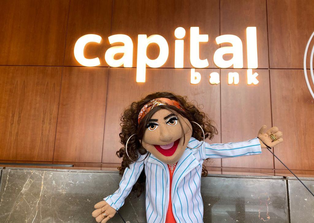 كابيتال بنك يتعاون مع مدام فضة لنشر وتعزيز التوعية المصرفية بين المواطنين