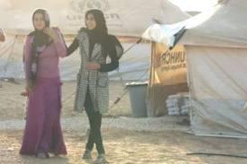 60 عقد زواج يوميا للاجئين السوريين في المفرق