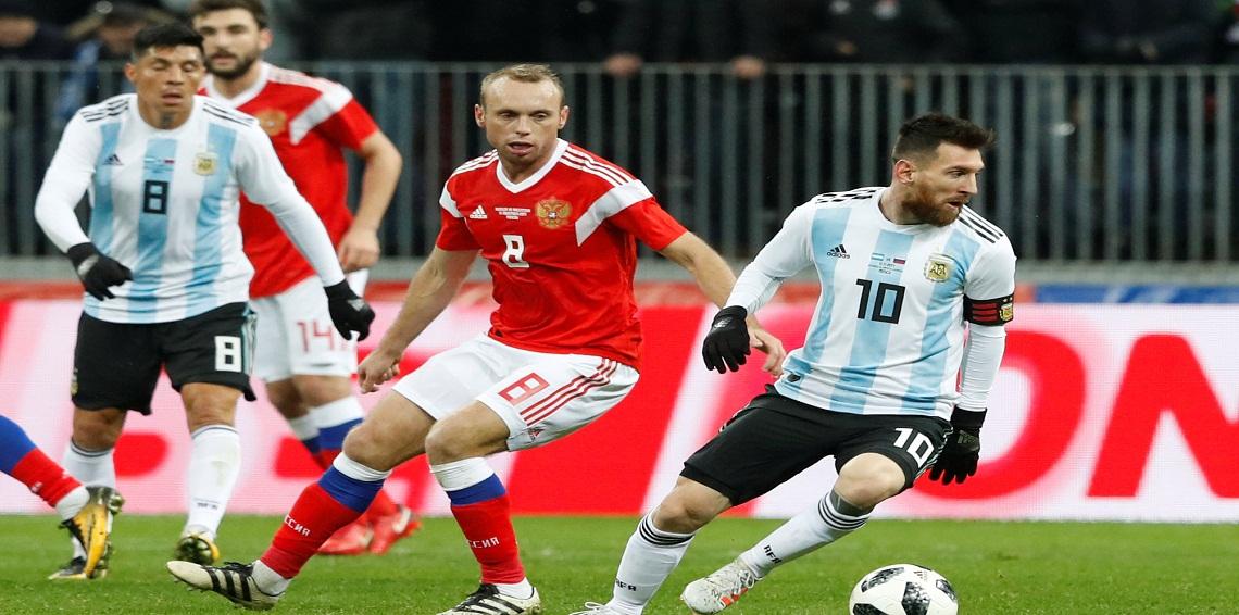 ميسي: 4 منتخبات فقط تتفوق على الأرجنتين ..  تعرف عليها