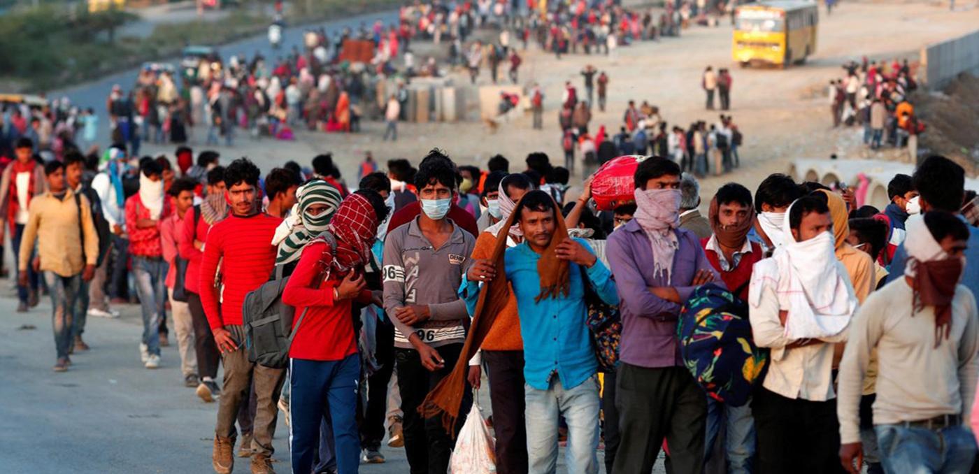 خبراء يزفون خبراً مبشراً بشأن كورونا في الهند