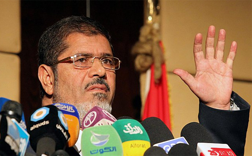 مرسي: لا شيء لدي ضد اليهودية كدين