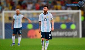 ميسي يزين قائمة منتخب الأرجنتين في تصفيات كأس العالم
