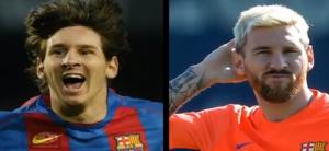 بالفيديو .. شاهد كيف تحول شكل لاعبي كرة القدم القدم بشكل غريب