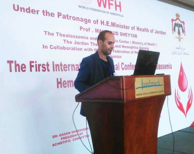 انضمام الدكتور قتيبة الوريدات لكوادر جمعية اهل الجبل للتنمية البشرية