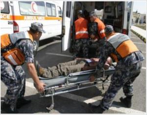 9 إصابات بتصادم 3 مركبات في مادبا