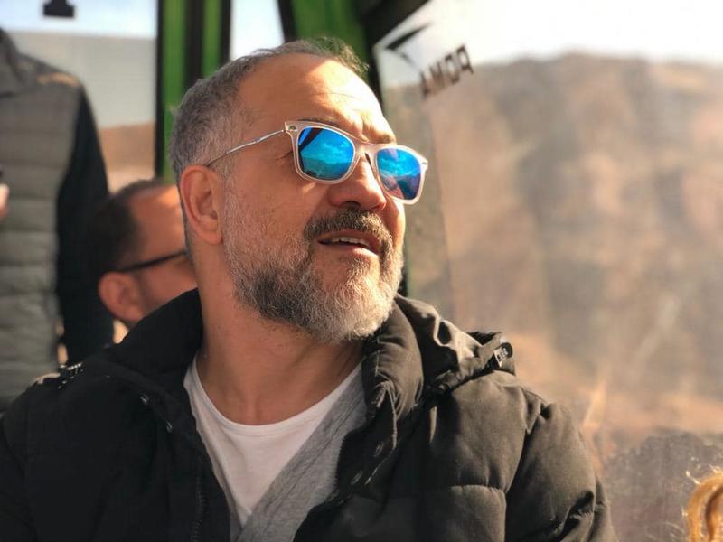 وفاة المخرج أحمد المهدي بعد صراع طويل مع السرطان