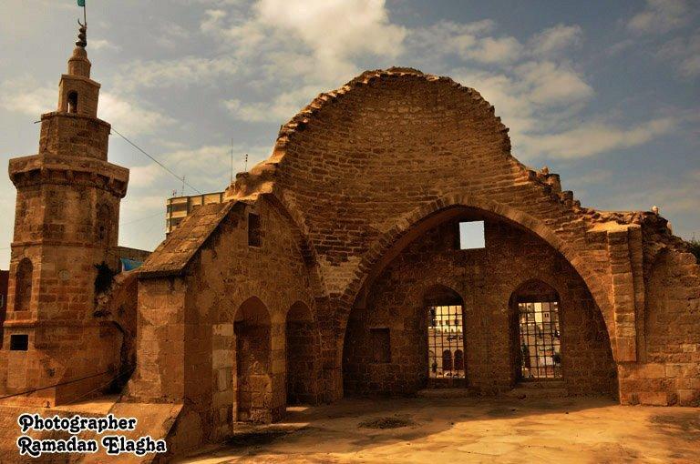 """قلعة """"برقوق"""" في غزة: حكاية تاريخ وجمال لا تنتهي!"""