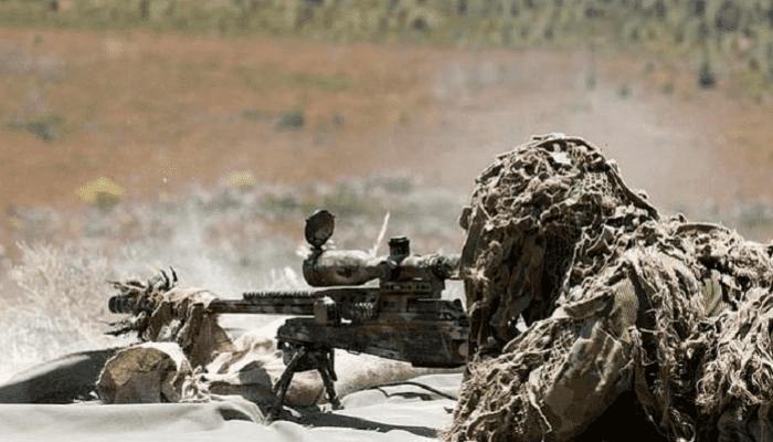 قناص بريطاني يقتل 5 دواعش برصاصة واحدة