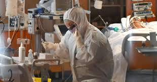 روسيا : 601 إصابة جديدة وارتفاع أعداد الوفيات بفيروس كورونا