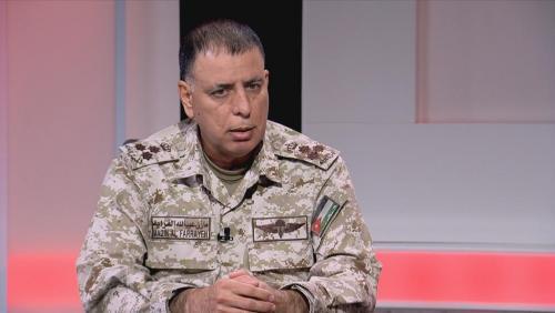 إصابة مدير عمليات خلية أزمة كورونا العميد مازن الفراية بفيروس كورونا