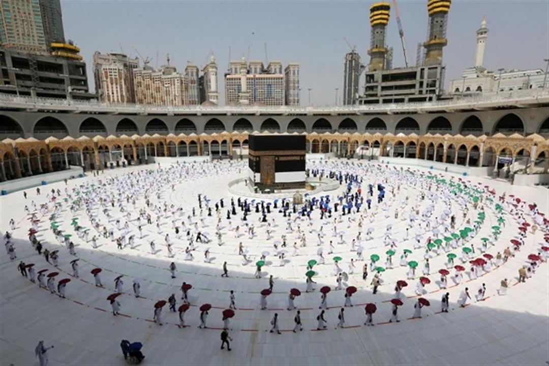 حصر اعداد الحجاج لـ 60 الف من المقيمين والمواطنين في السعودية فقط