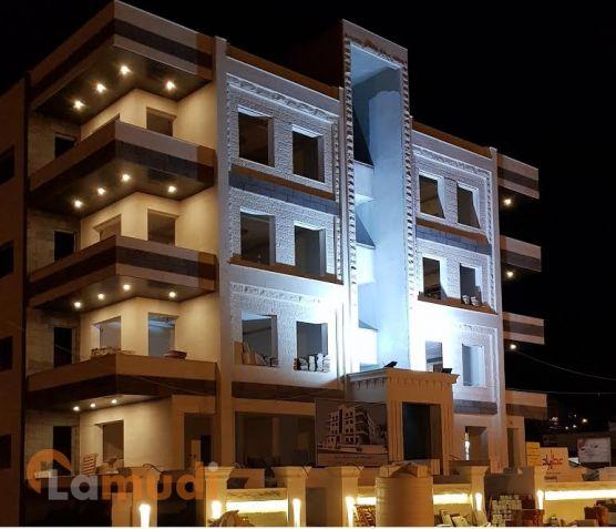 شقة فخمة جديدة لم تسكن 250 متر 4 نوم في دابوق للبيع من المالك مباشرة