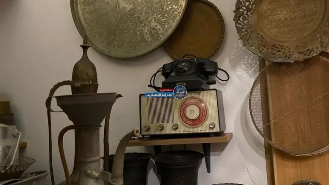 صور ..  سعودي جمع أكثر من 100 ألف قطعة تراثية وأنشأ متحفاً