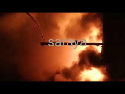 بالفيديو ..  الأغوار الشمالية: مجهولون يقدمون على حرق مزرعتين في بلدة المشارع .. والأمن يتدخل