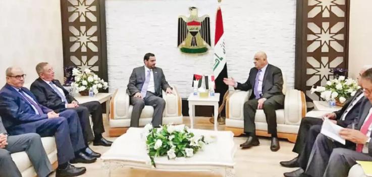 الأردن والعراق يتفقان على آليات لتعزيز التعاون الاقتصادي
