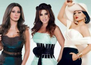 3 فنانات لبنانيات تدق قلوبهن لرجال أصغر منهن بأكثر من 10 سنوات