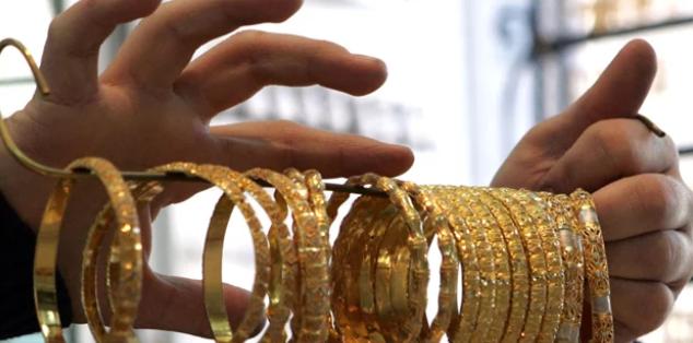 8ر25 دينار سعر غرام الذهب محليا