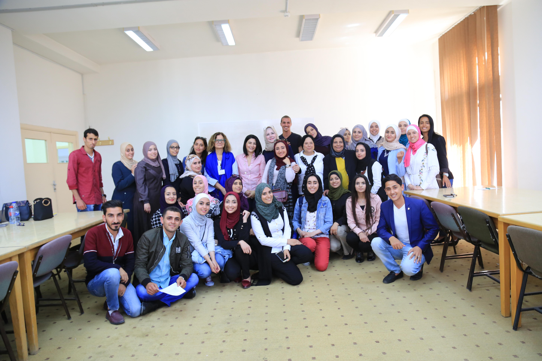 """""""التواسط في حل النزاعات"""" دورة تدريبية في جامعة الزيتونة الأردنية"""