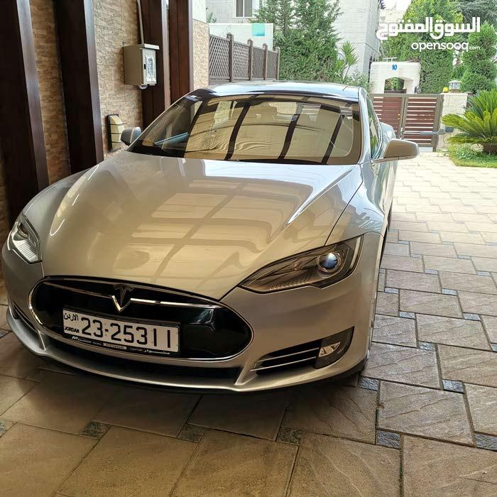 Tesla s p85 2013 clean title