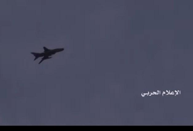 بالفيديو والصور  ..  لحظة إسقاط الطائرة الاسرائيلية و التلفزيون السوري يؤكد : اصبنا أكثر من طائرة