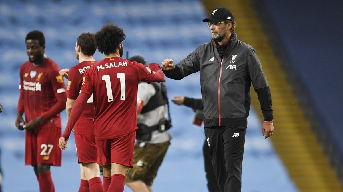 كلوب يتحدث عن المباراة 150 لمحمد صلاح ..  وكيف يستفيد ليفربول من إلغاء عقوبة مانشستر سيتي؟