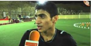 بالفيديو.. لاعب سعودي يتلو القرآن قبل لحظات من وفاته