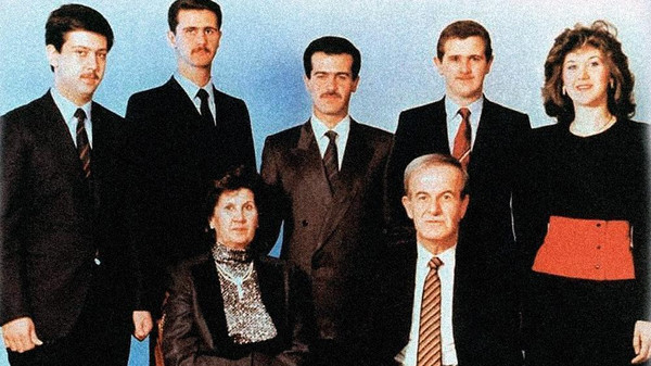 بشرى الأسد : أنا ربة منزل ولا علاقة لي بنظام بشار