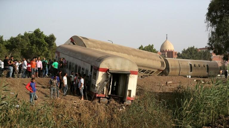 مصر ..  مقتل نائب رئيس هيئة قضايا الدولة في حادث قطار طوخ
