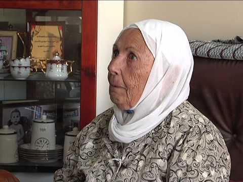 بالفيديو  ..  ام فلسطينية تنتظر الافراج عن ابنها منذ 31 عاما