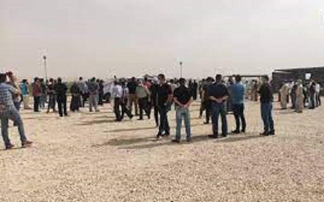 الأردنيون يشيعون جثمان الفنان متعب الصقار إلى مثواه الأخير