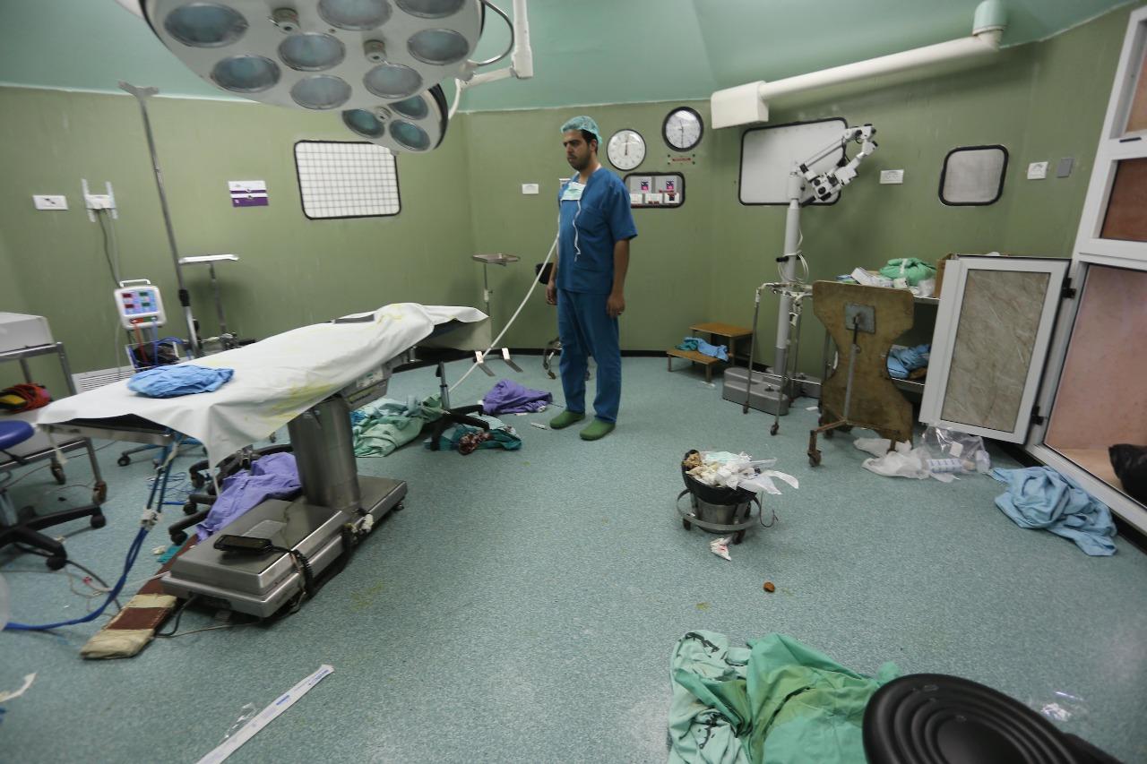 قطاع الصحة يواجه أزمات بعد مجزرة الاحتلال في غزة