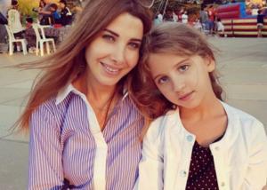 بالفيديو .. في عيد ميلاد ابنتها ..  نانسي عجرم ترقص بعفوية