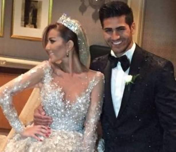ما علاقة طليق هيفاء وهبي بزوجة ملك جمال لبنان؟!