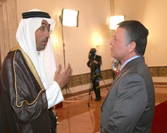الشيخ سلطان بني خالد : ياجلالة الملك هناك اغلبية صامته من الوطن حياتهم مقت
