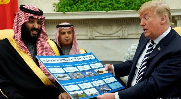 إدارة بايدن تعلق بيع أسلحة للسعودية ومقاتلات إف-35 للإمارات