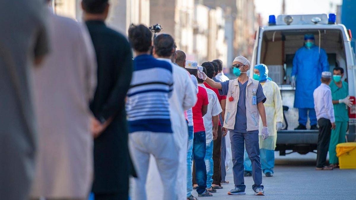 السعودية ..  7 وفيات و1362 إصابة جديدة بفيروس كورونا