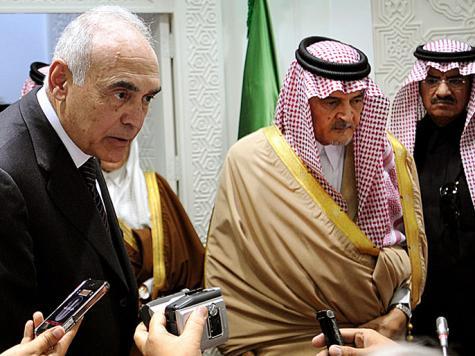 مصر والسعودية تدعمان حلا سلميا بسوريا