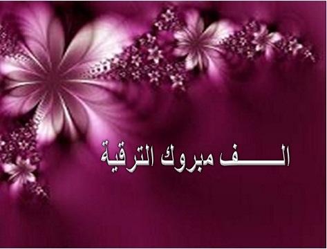 مبارك الترقية للدكتور سلامة النعيمات