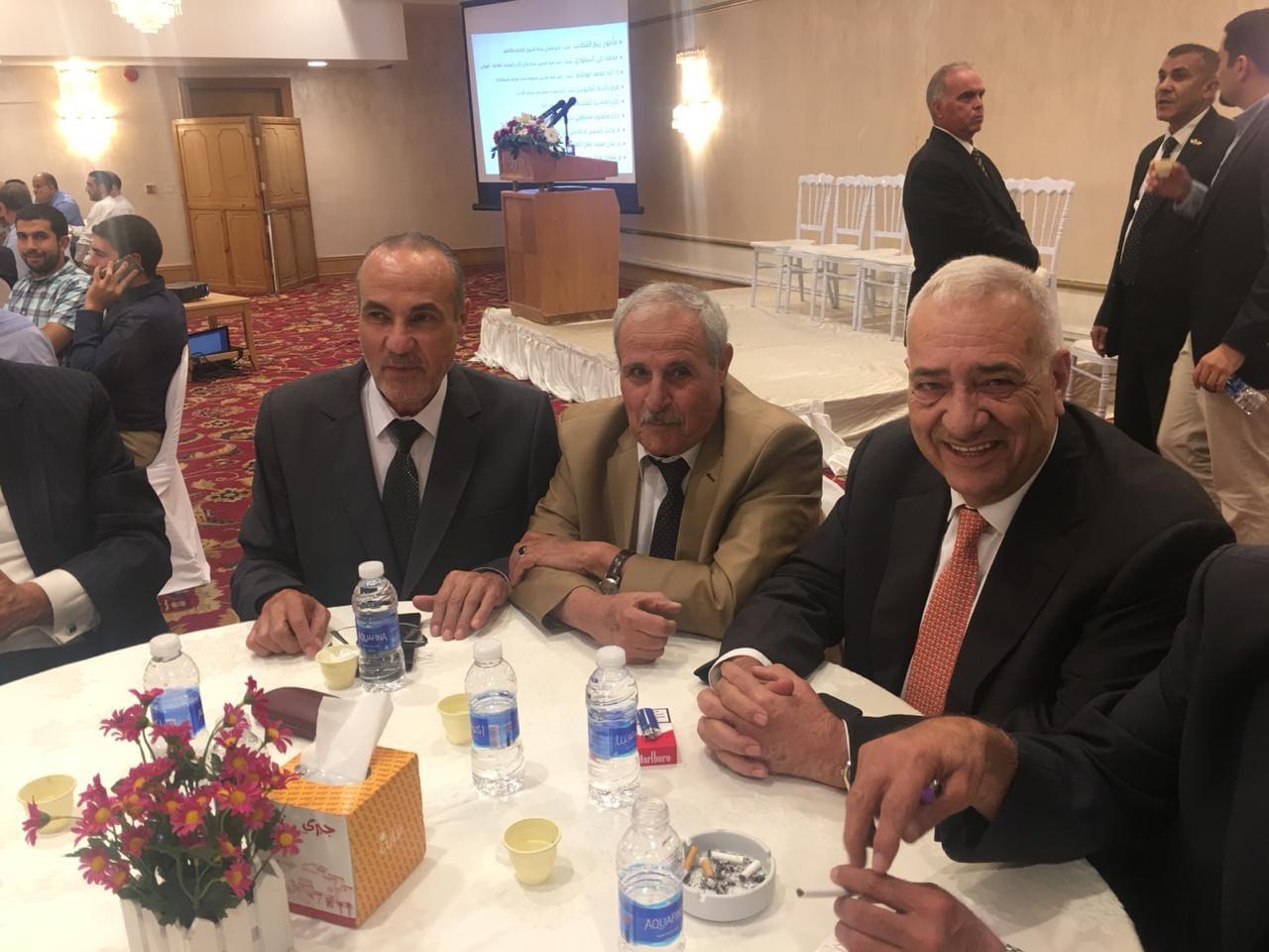 منتدى الخليل يشارك في حفل مؤازره كتلة النمو و التطوير لصناعة شرق عمان