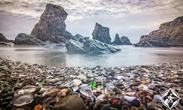 بالصور ..  تعرف على أجمل 10 شواطئ فى العالم