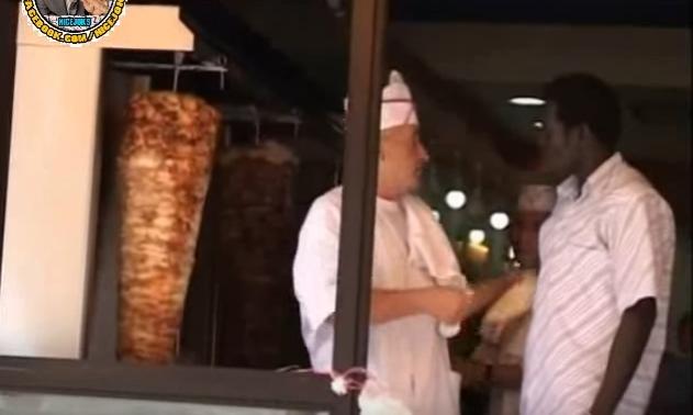 """اجمل كاميرا خفية لبنانية مع عامل """"الشاورما"""""""