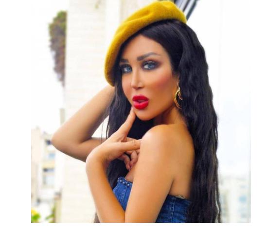 بالصورة .. فنانة لبنانية شهيرة تسخر من دينا الشربيني ..  ماذا قالت عن زواجها من عمرو دياب؟