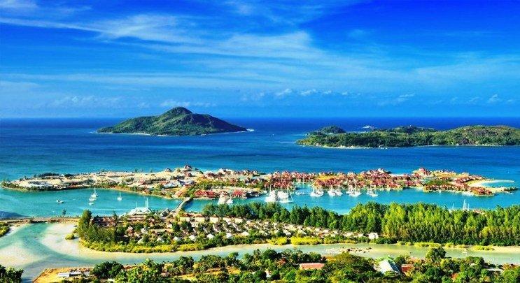 أماكن الجذب السياحي في جزيرة ماهي ؟صور