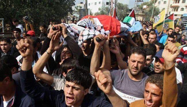 استشهاد شاب عقب اعتقاله وضربه على يد الاحتلال