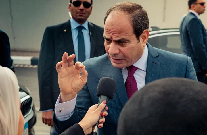 السيسي يوافق على زواج دبلوماسي من جزائرية